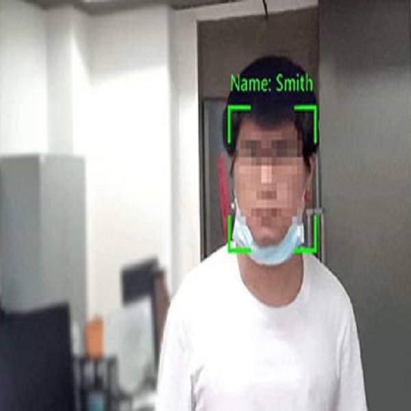 Innovative Wearable Thermal Scanner