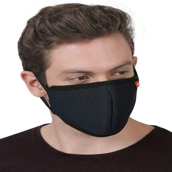 Wildcraft Hypashield W95 Reusable Outdoor Protection Mask-Small